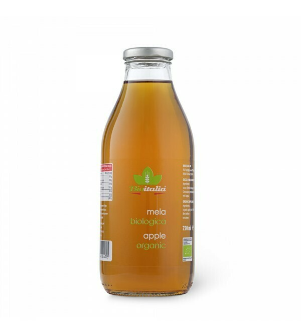 BIOITALIA Apple Juice 750ml