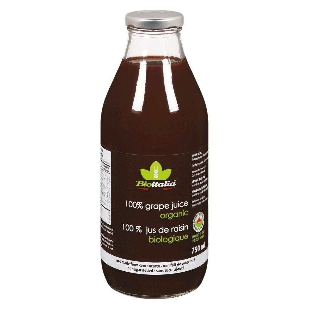 BIOITALIA Grape Juice 750ml