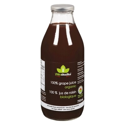 BIOITALIA Grape Juice 750ml