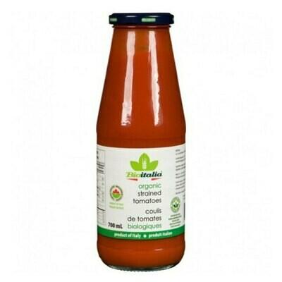 BIOITALIA Strained Tomatoes 700ml