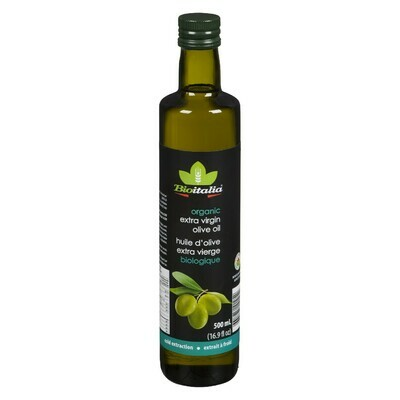 BIOITALIA EVOO 500ml