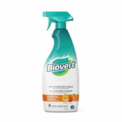 BIOVERT All Purpose Cleaner Orange 715mL