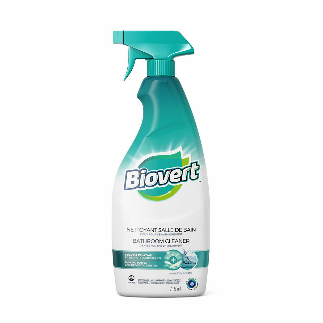 BIOVERT Bathroom Cleaner 715ml