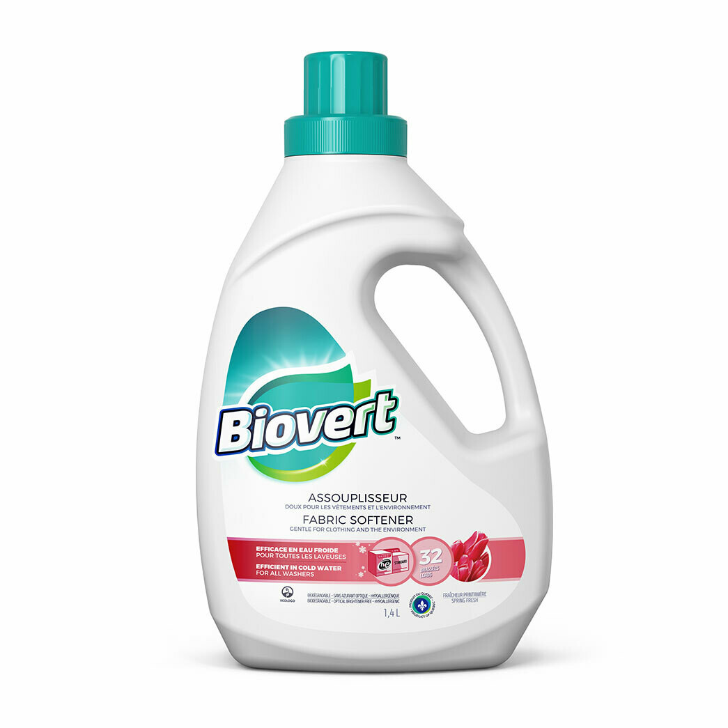 BIOVERT Fabric Softener 1.4L