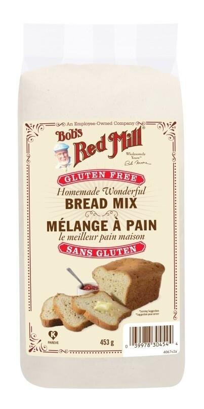 BOBS RED MILL GF Bread Mix