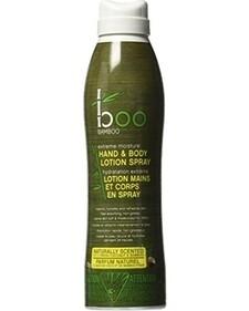 BOO BAMBOO Hand/Body Spray