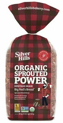 SILVER HILLS Bread - Big Red