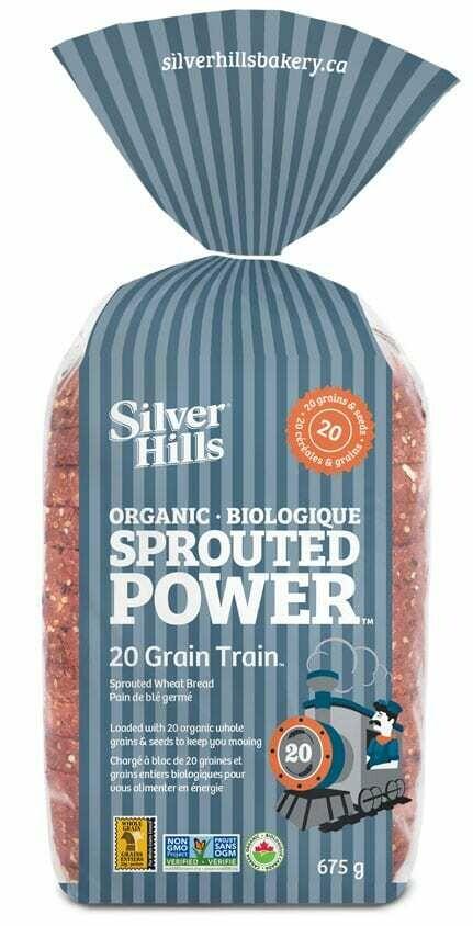 SILVER HILLS Bread - 20 Grain Train