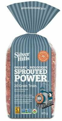 SILVER HILLS Bread - 20 Grain Train