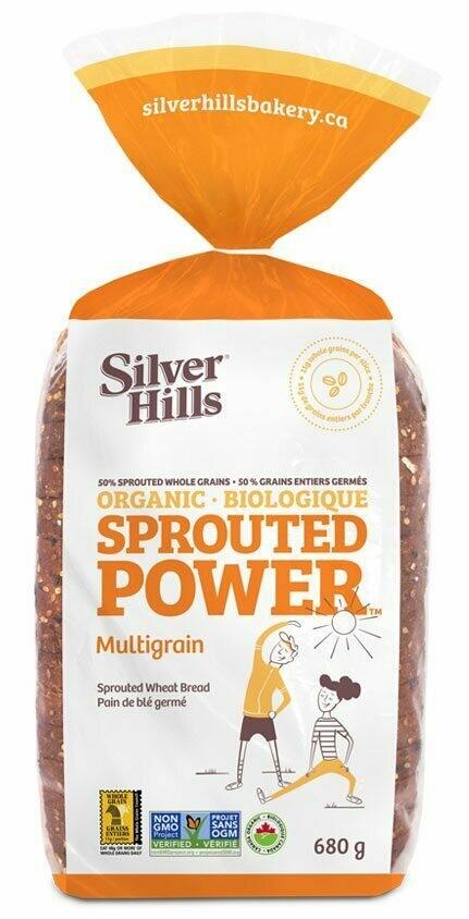 SILVER HILLS Bread - Multigrain