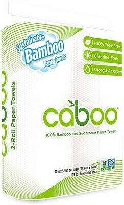 CABOO Paper Towels 2pk
