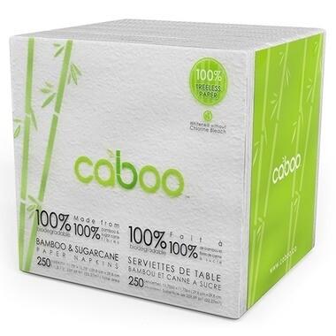 CABOO Sugarcane Napkins