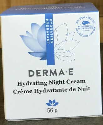 DERMA-E Hydrating Night Cream 56g