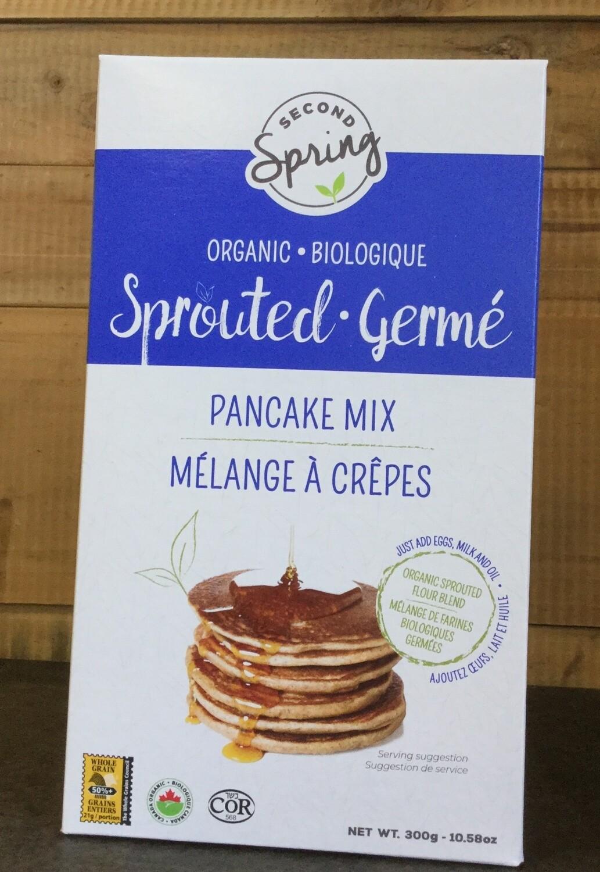 SECOND SPRING Pancake Mix