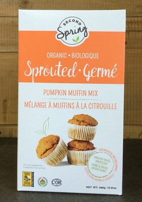 SECOND SPRING Muffin Mix