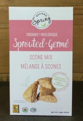 SECOND SPRING Scone Mix