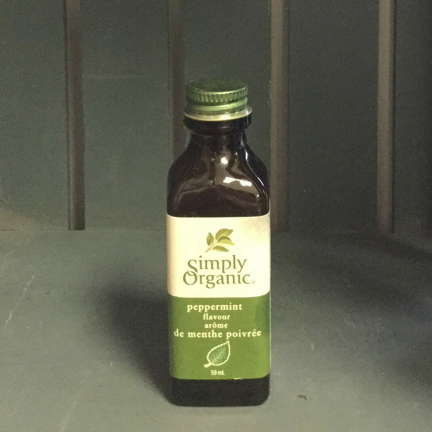 SIMPLY ORGANIC Peppermint Extract 59ml