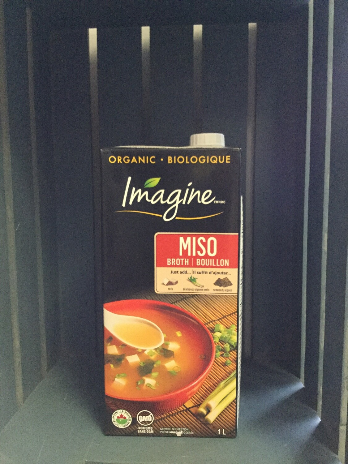 IMAGINE Miso Broth 1L