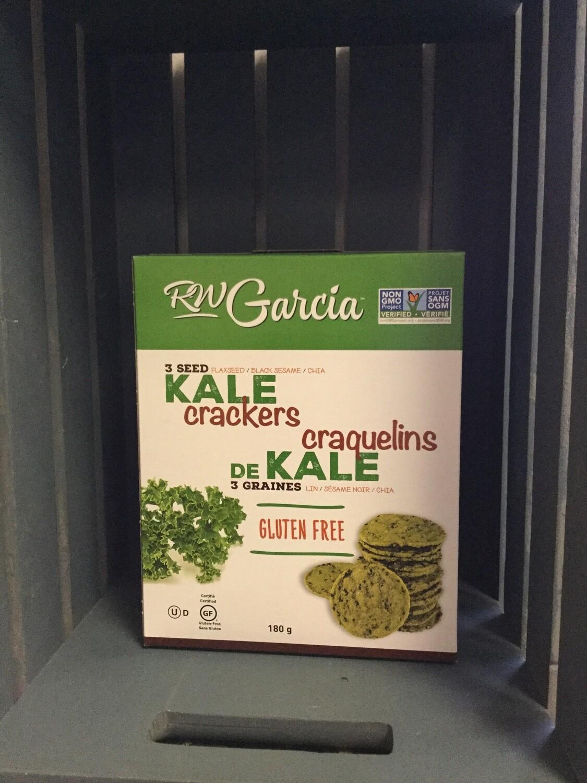 RW GARCIA Kale Crackers 180g