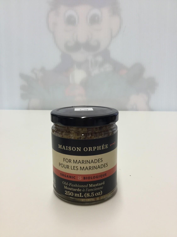 MAISON ORPHEE Old Fashion Mustard