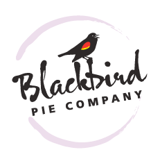 BLACKBIRD FRUIT PIE - SM