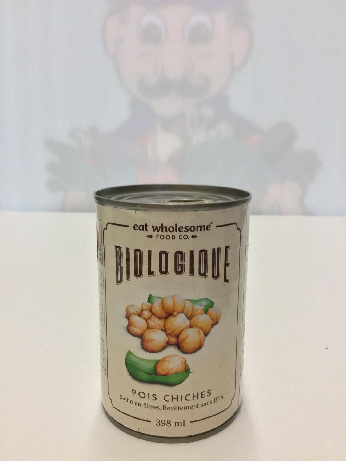EAT WHOLESOME Chickpeas 398ml