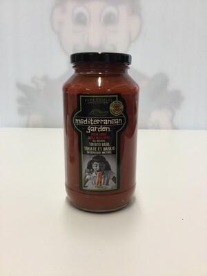 MEDITERRANEAN Tomato Basil 730ml