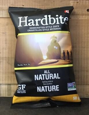 HARDBITE Chips All Natural 150g