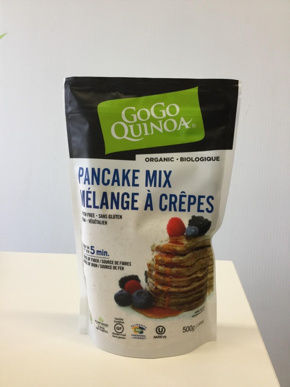 GOGO QUINOA Pancake Mix 500g