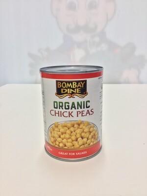 BOMBAY DINE Chickpeas 540ml