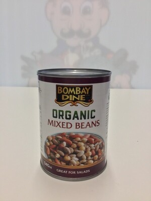 BOMBAY DINE Mixed Beans 540ml