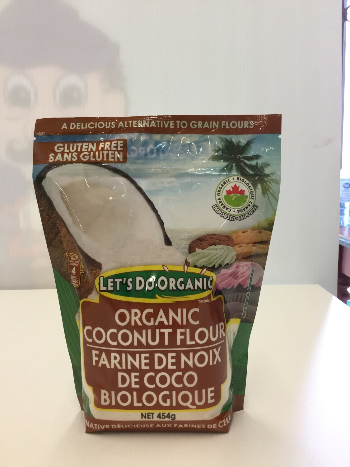 LETS DO ORGANIC Coconut Flour