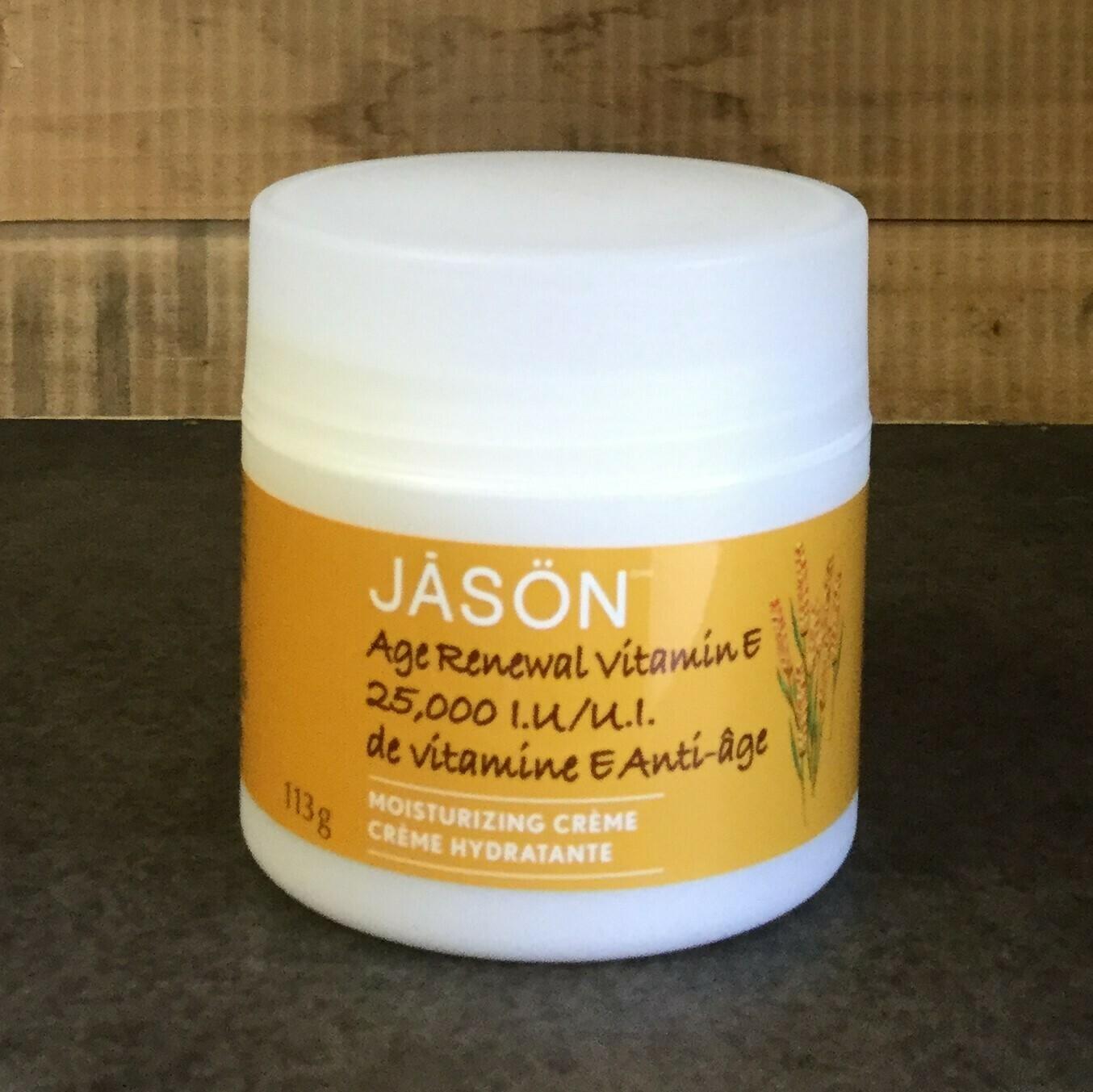 JASON Age Renewal Vitamin E