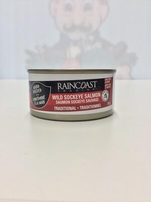 RAINCOAST Wild Sockeye Salmon