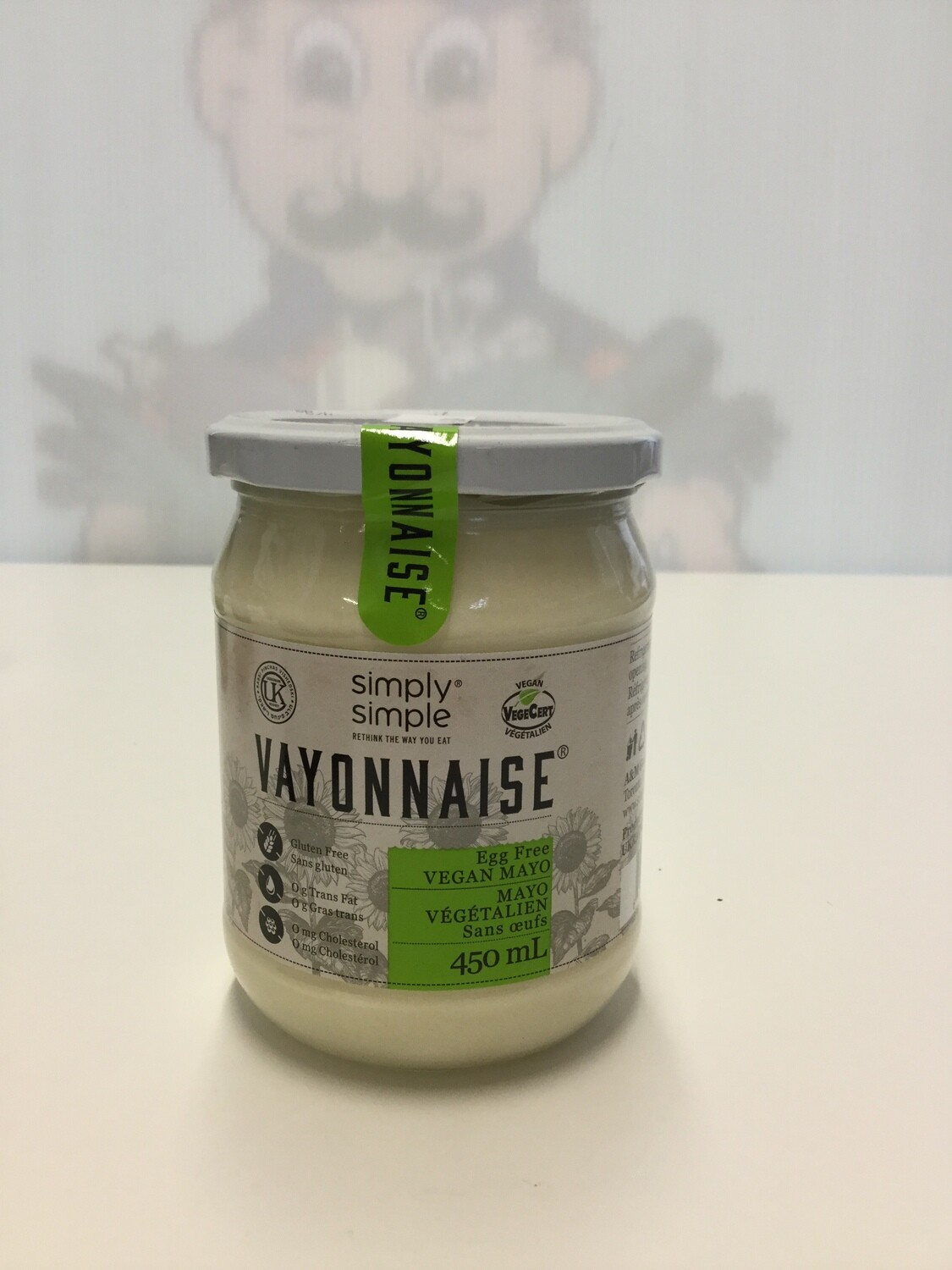 SIMPLY SIMPLE Vayonnaise 450ml
