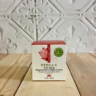 DERMA-E Anti Aging Regenerative Night Cream 56g