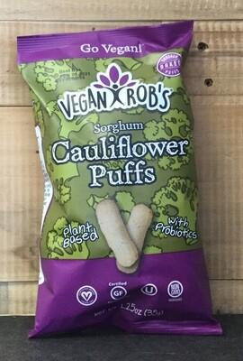 VEGAN ROBS Cauliflower Puffs 35g
