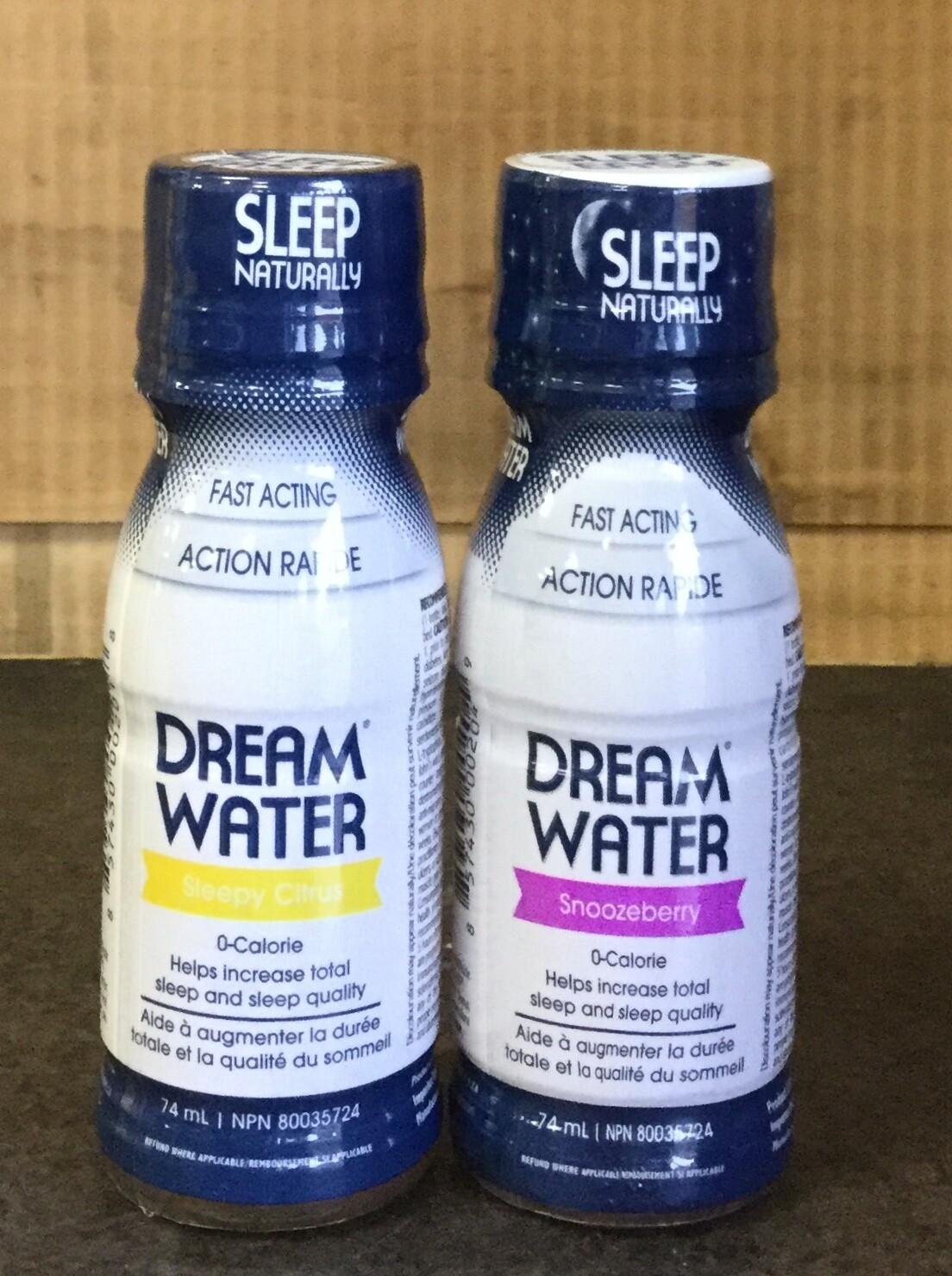 DREAM WATER Snoozeberry 74mL