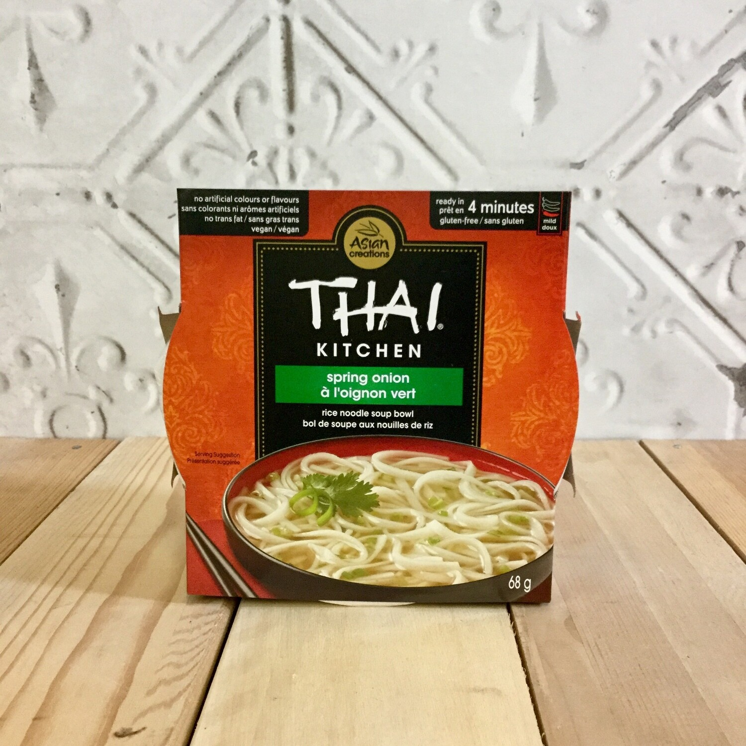 THAI KITCHEN Soup Bowl Spring Onion