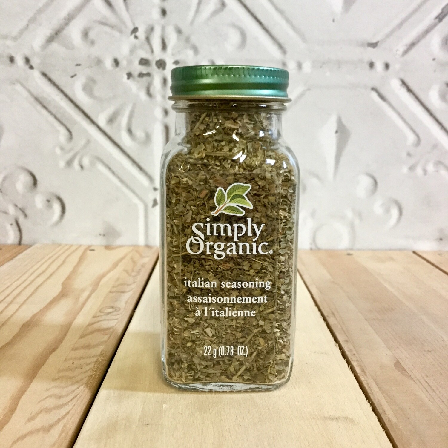 SIMPLY ORGANIC Italian Seasoning 22g