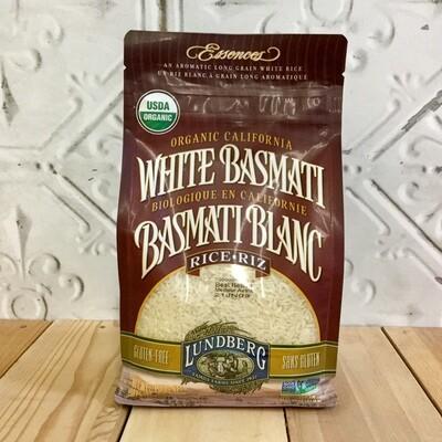 LUNDBERG Rice White Basmati 907g