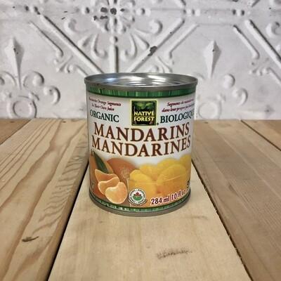 NATIVE FOREST Mandarins 284mL ORG
