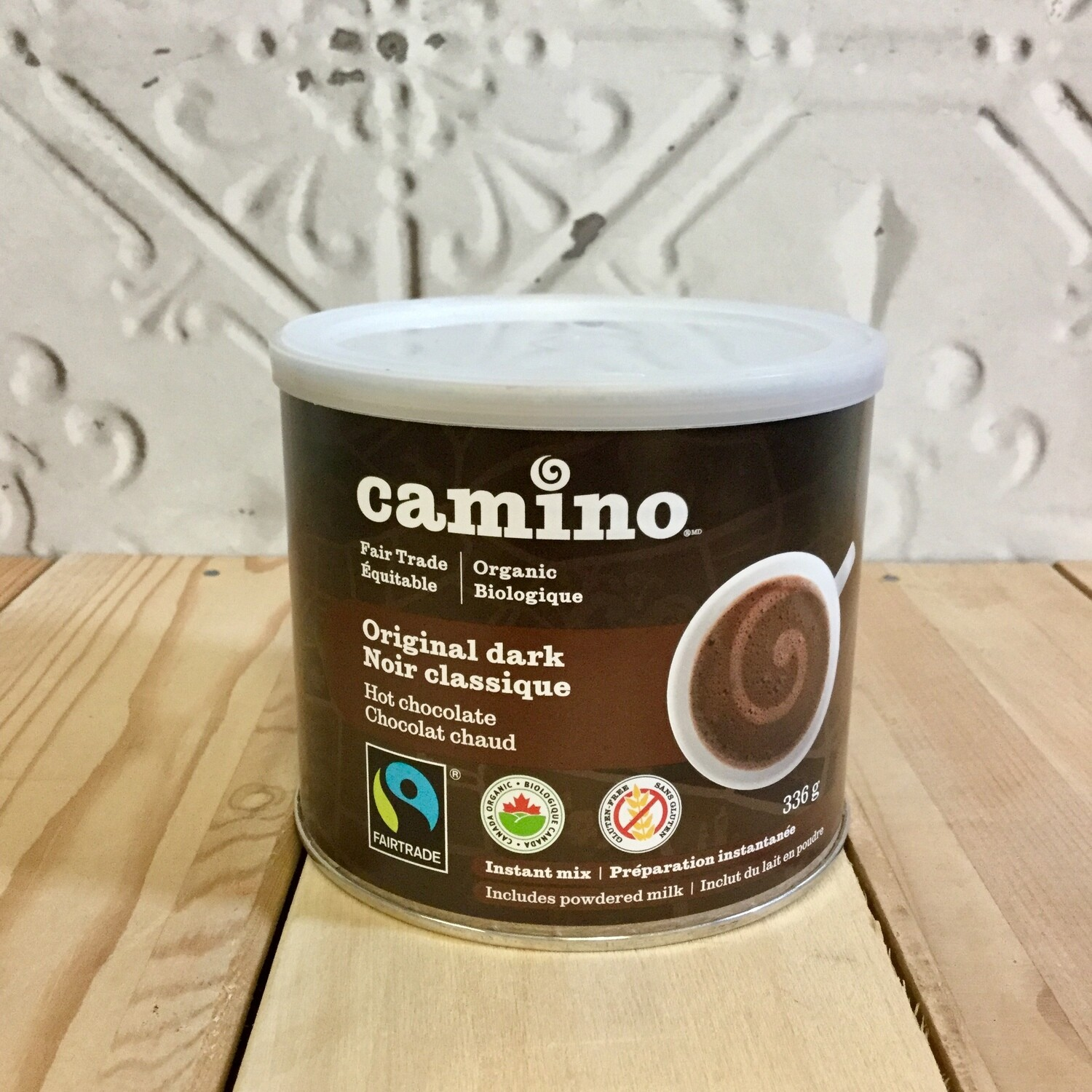 CAMINO Dark Hot Chocolate Mix 336g
