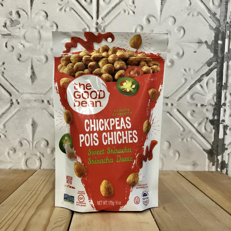 GOOD BEAN Chickpeas Sriracha