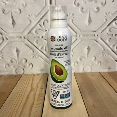 CHOSEN FOODS Avocado Spray Oil  128g
