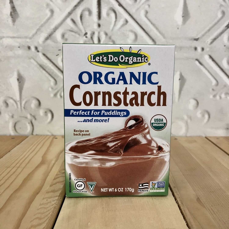 LETS DO ORGANIC Cornstarch