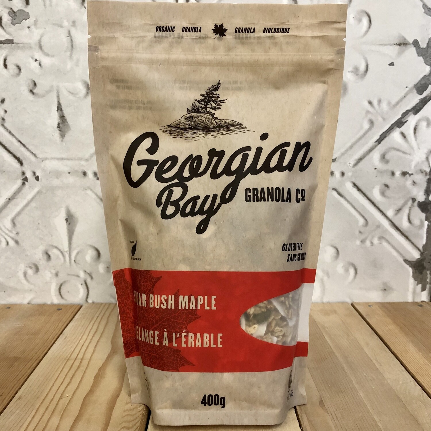 GEORGIAN BAY Granola Sugar Bush Maple