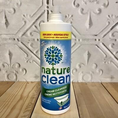 NATURE CLEAN Cream Cleanser 500ml