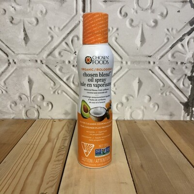 CHOSEN FOODS Oil Blend Spray 134g