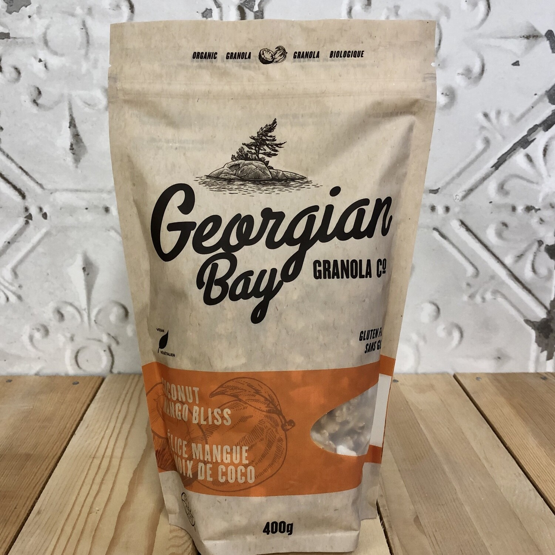 GEORGIAN BAY Granola Coconut Mango Bliss